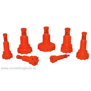DTH Hammer Button Bits Exporters in India
