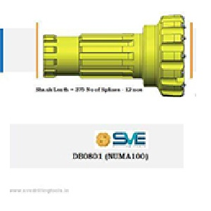 Dth Button Bits in India